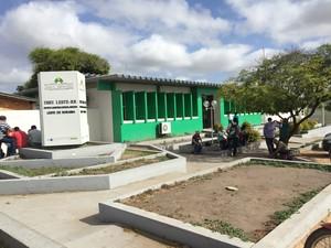 Servidores foram impedidos de entrar no prédio do Dsei (Foto: Inaê Brandão/G1 RR)