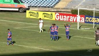 Fortaleza consegue empate com River-PI em Teresina
