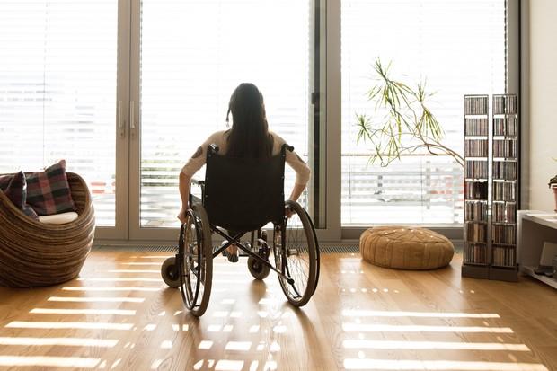 cadeira de rodas (Foto: Thinkstock)