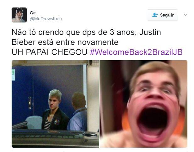 Justin Bieber (Foto: reprodução / twiter)