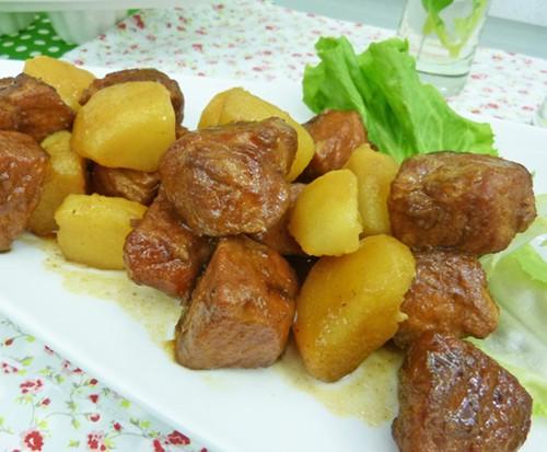 Lombinho de Panela com Batatas