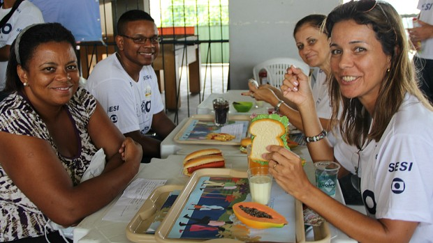 Ação Global Mulheres chega a Barra do Piraí (RJ), no próximo domingo (27/7) (Divulgação/Alessandra de Paula)