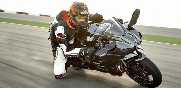 Kawasaki Ninja H2 (Foto: Divulgação)
