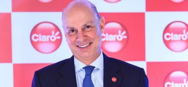Paulo César Teixeira, CEO da operadora de telefonia Claro (Foto: Reprodução/Facebook )