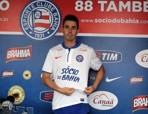 Alessandro; Bahia (Foto: Divulgação/EC Bahia)