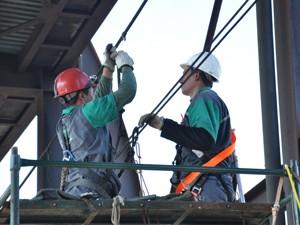 CPTM irá realizar obras nas linhas e na rede aérea neste final de semana (Foto: Fabiano Correia/ G1)