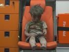 Imagem chocante de menino 'não vai mudar nada', diz pediatra sírio