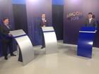 Candidatos à Prefeitura de Chapecó participam de debate na RBS TV