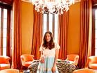 Brasileira à francesa: Gyselle Soares mostra sofisticação em fotos para o EGO