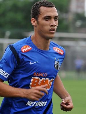 Neto - Santos (Foto: Ivan Storti / Divulgação Santos FC)