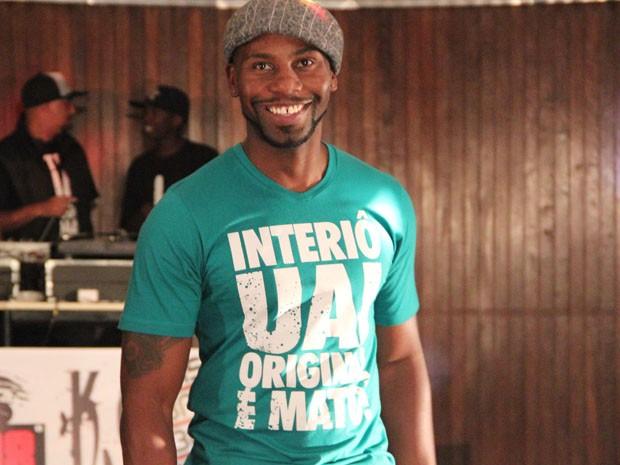 Bebeto, criador da grife Interiô é um dos investidores deste novo mercado (Foto: Jéssica Balbino/ G1)