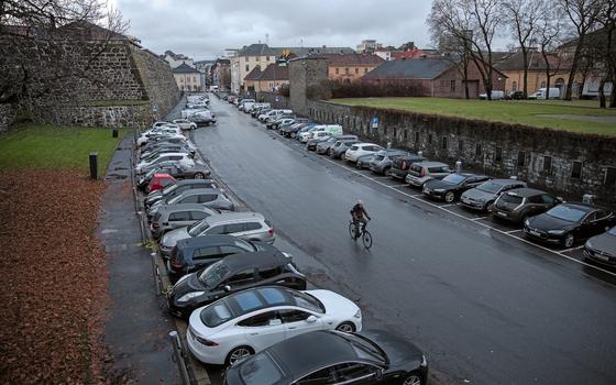 Noruega,país com maior parcela (45),de carros  elétricos (Foto:   Fredrik Bjerknes/Bloomberg via Getty Images)