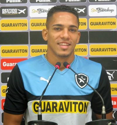 Gilberto Botafogo (Foto: Marcelo Baltar)