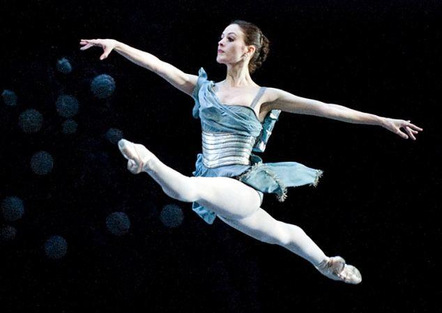 Melanie Hamrick, namorada de Mick Jagger,  bailarina (Foto: Reproduo/Instagram)
