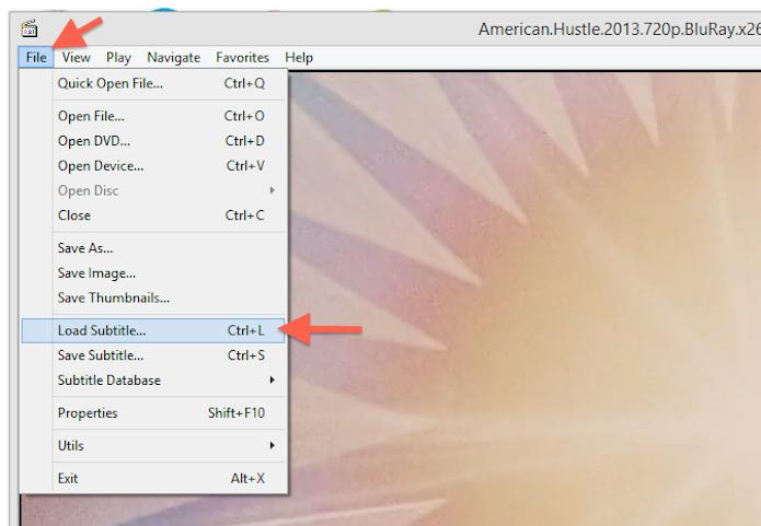 Como colocar legendas do Windows Media Player Classic | Dicas e