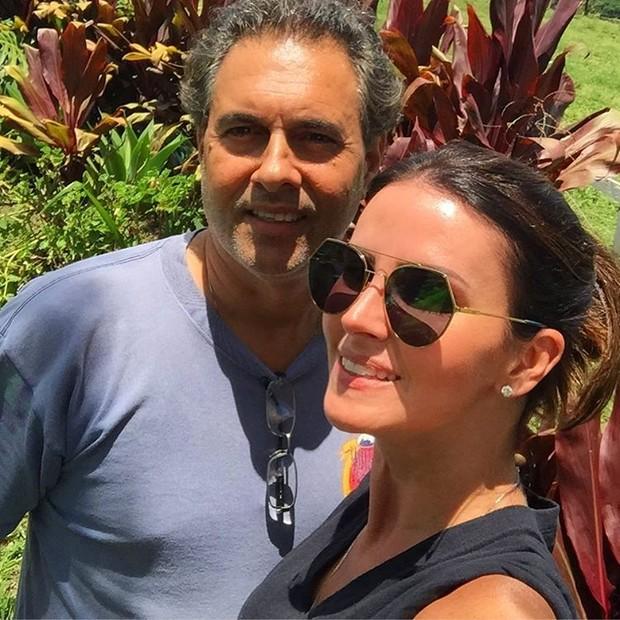 Lisandra Souto reata namoro com Gustavo Fernandes (Foto: Instagram / Reprodução)