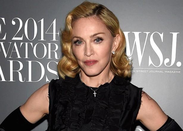 Madonna tem dois filhos adotados: o garoto David, que chegou em 2006, e a menina Mercy, vinda em 2009. E mais outros dois filhos, Rocco e Lourdes Maria. (Foto: Getty Images)