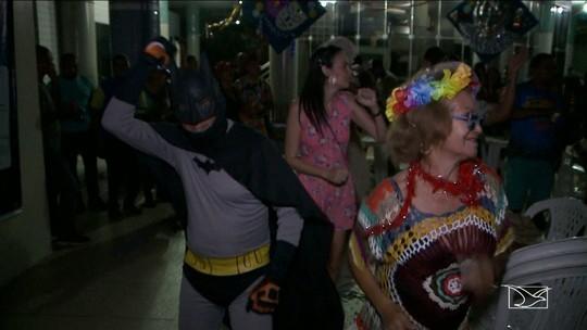 Fantasias marcam o  Carnaval em São Luís
