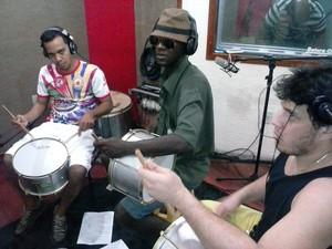 Disco com 11 músicas foi gravado em estúdio no Amapá (Foto: Divulgação/Liesap)
