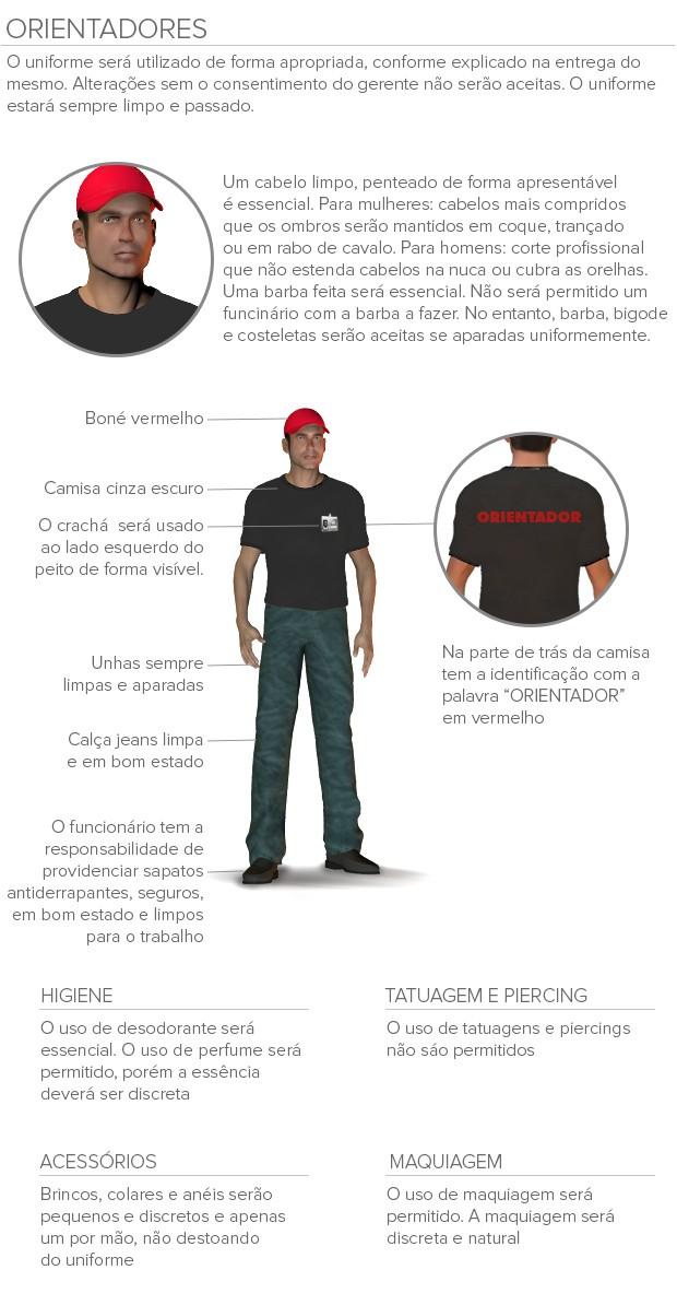 orientadores_maracana3 (Foto: Infoesporte)