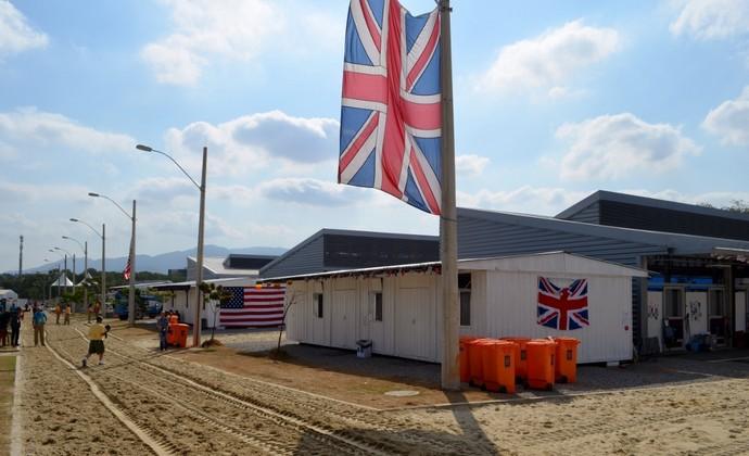 vila olímpica dos cavalos hipismo (Foto: Danilo Sardinha)