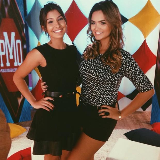 Suzanna Freitas é a nova apresentadora do E+ (Foto: Reprodução/Instagram)