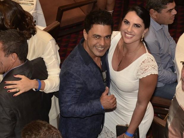 Zezé di Camargo e Graciele Lacerda  (Foto: Roberto Teixeira / ego)