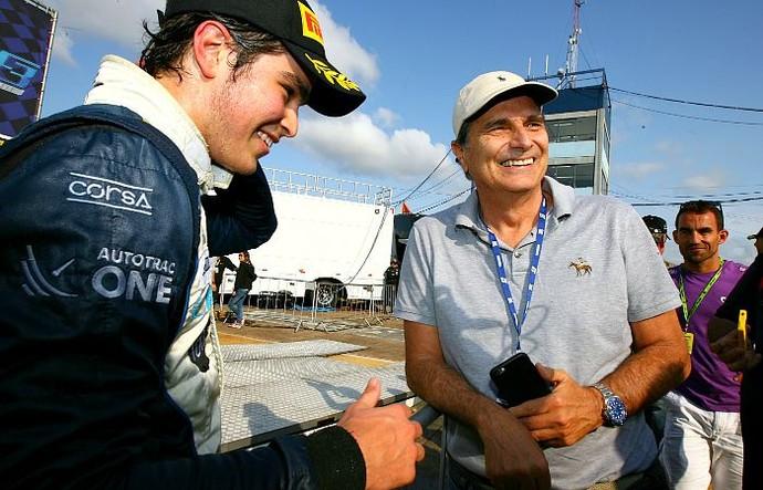 Pedro Piquet bicampeão Fórmula 3 Brasil (Foto: Luca Bassani)