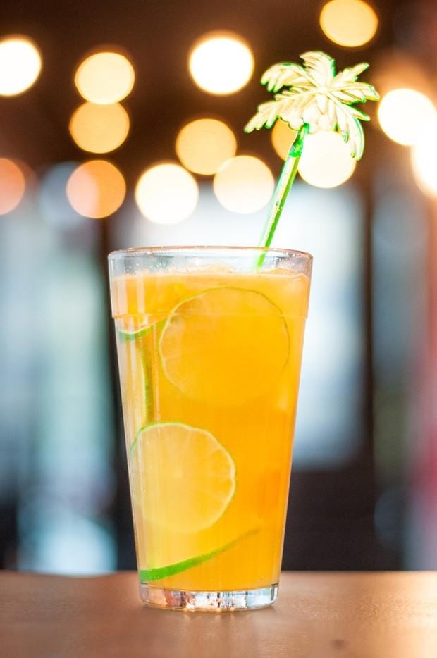 Receita: drinque para refrescar no verão
