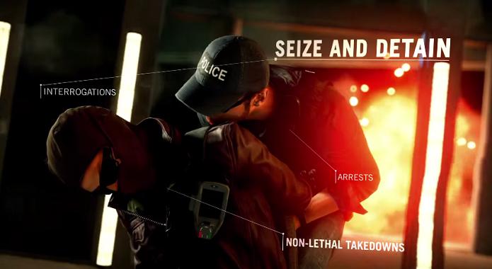 Battlefield: Hardline permitirá diversas ações tanto dos policiais quanto dos bandidos (Foto: Reprodução/YouTube)