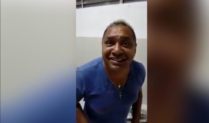 Altos provoca River-PI e gera polêmica com viral de Tiririca