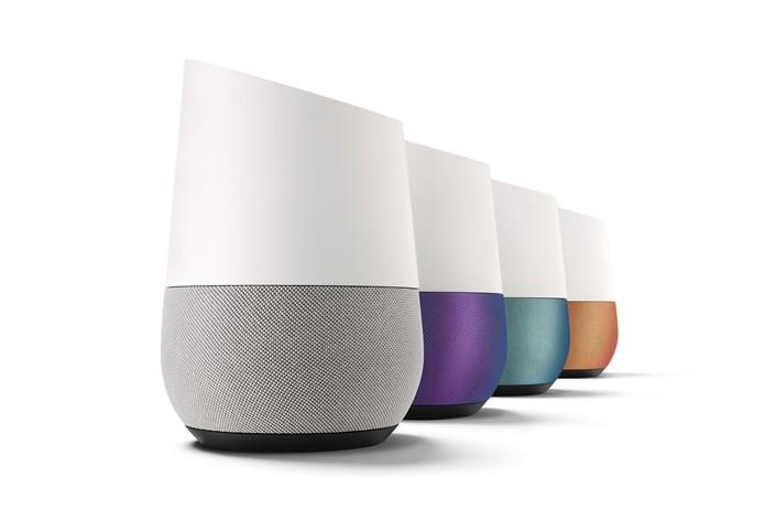 Google Home tem diversas opções de personalização para combinar com a sua casa