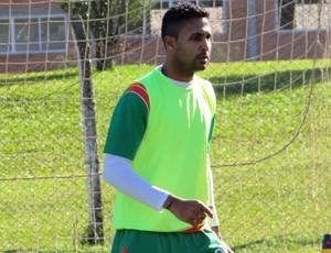 Fabinho Alves Chapecoense (Foto: Aguante/Chapecoense)