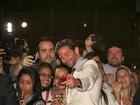 Bradley Cooper e atores de 'Se Beber não Case 3' estreiam filme no Rio
