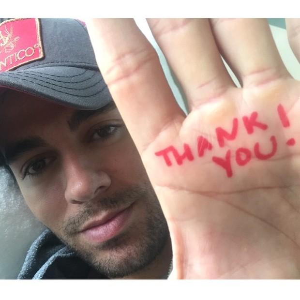 Enrique Iglesias (Foto: Reprodução/Instagram)