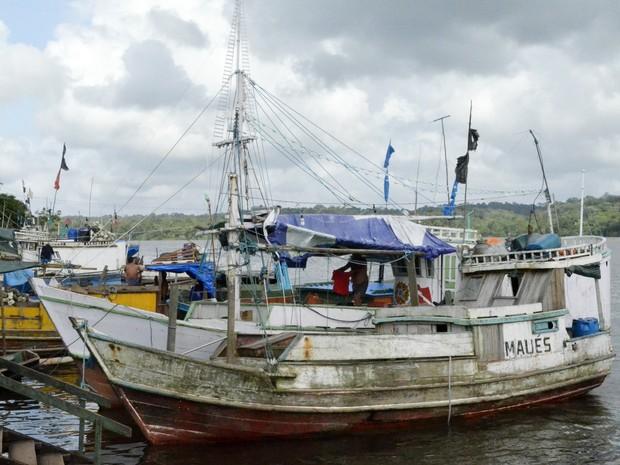 No Amapá, 18 mil pescadores vão trocar carteira profissional (Foto: Abinoan Santiago/G1)