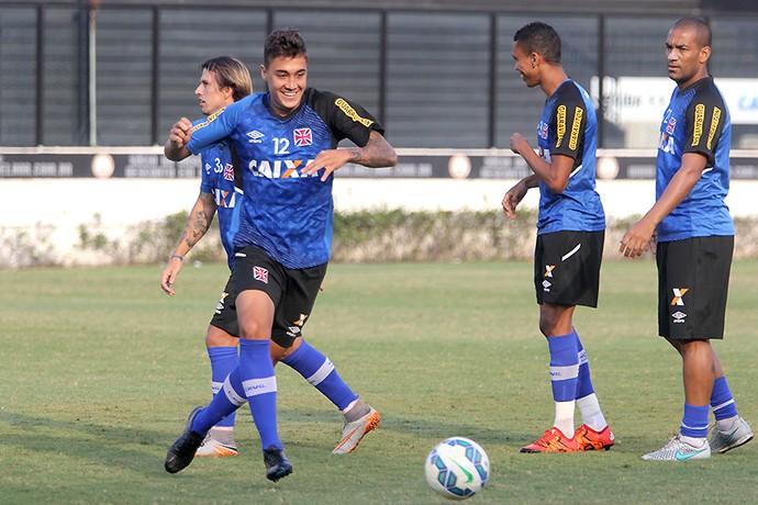 Romarinho, Vasco (Foto: Paulo Fernandes/Vasco.com.br)