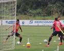 Joinville se reapresenta, e Ricardo Bueno treina normalmente com grupo
