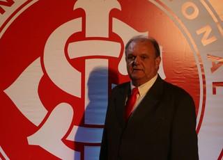 Vitorio Piffero assume como novo presidente do Inter (Foto: Diego Guichard)