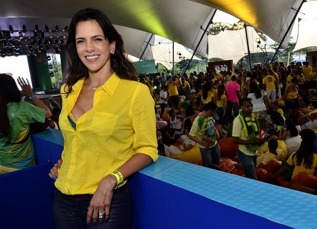 Virna  (Foto: Roberto Teixeira/EGO)