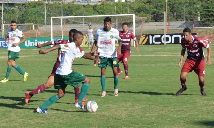 Capixabão Sub-20: Desportiva x Tupy (Foto: Bernardo Barbosa/Desportiva Ferroviária)
