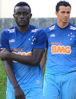 Apresentação Cruzeiro (Foto: Tarcisio Badaro)
