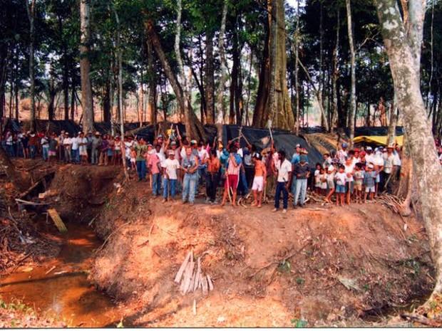 Documentários sobre o Massacre de Corumbiara serão exibidos em projeto de extensão do Ifro de Vilhena (Foto: Divulgação)