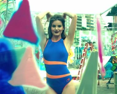 Camila estreou na TV como a protagonista da trama (Foto: Gshow)