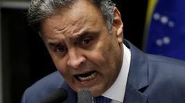 PGR vai recorrer da devolução do mandato a Aécio (Ueslei Marcelino/Reuters)
