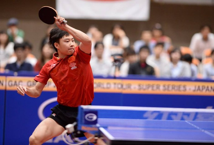 Yu Ziyang tênis de mesa (Foto: Divulgação/ITTF)