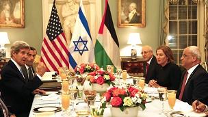 m 26 de setembro de 2010, Israel deixou de renovar o acordo para 'congelar' os assentamentos na região da Cisjordânia (Foto: AFP)