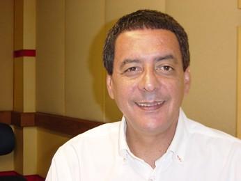 Jornalista mineiro Eduardo Lima morre aos 60 anos (Foto: Acervo/Rádio Itatiaia)