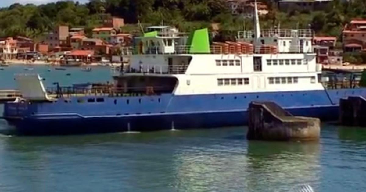 Ferry boat e lanchas têm movimento tranquilo na manhã deste ... - Globo.com