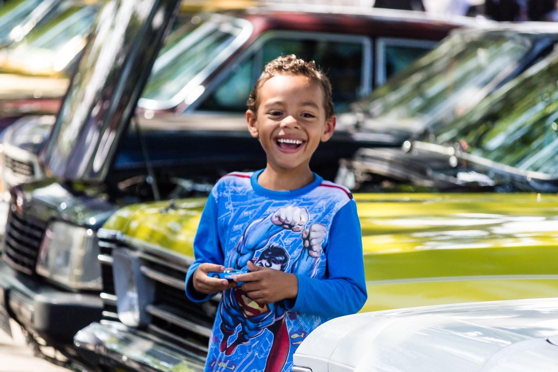 Criançada feliz #1 (Foto: Divulgação/Andre Lemes)